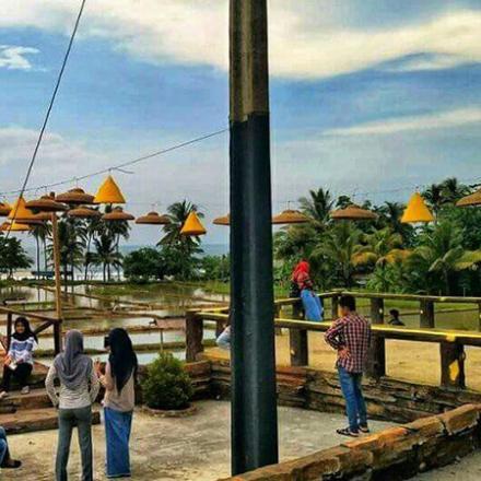 Taman Karang Papak Kang Baskom, Spot Foto Instagramable di Cisolok Sukabumi
